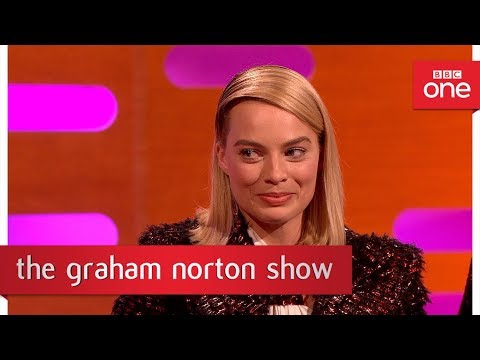 Margot Robbie used to be a brat  The Graham Norton   BBC One