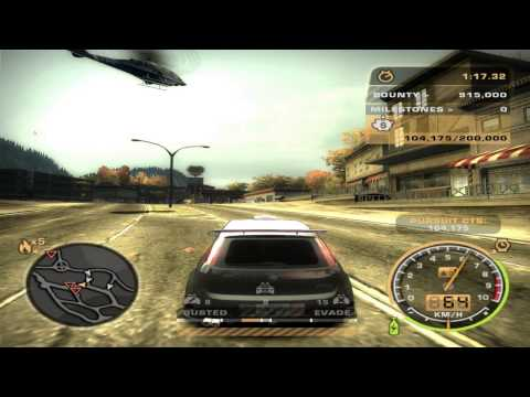 Need For Speed: Most Wanted (2005) - Challenge Series #66 - Cost to State
