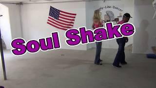 Soul Shake Line Dance Teach & Dance