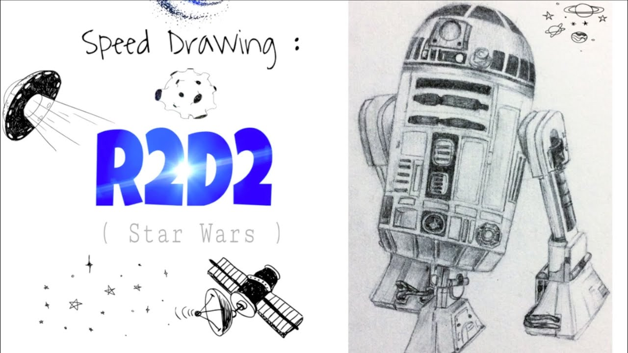 Rd2d Speed Drawing