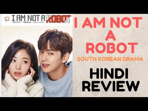 I'm Not A Robot Korean Drama Hindi Review By-|KJC Hindi Review|