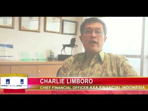 Testimoni CFO AXA Financial Indonesia di Corporate Image Award 2017