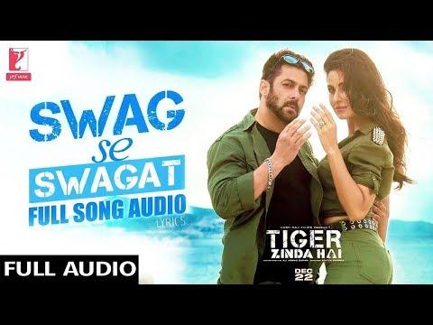 Swag Se Karenge Swagat song  Salman khan...