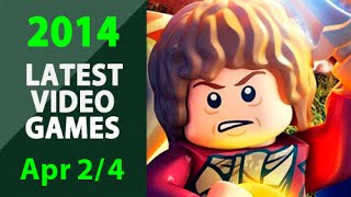 April 2014 Latest Video Games (2/4)
