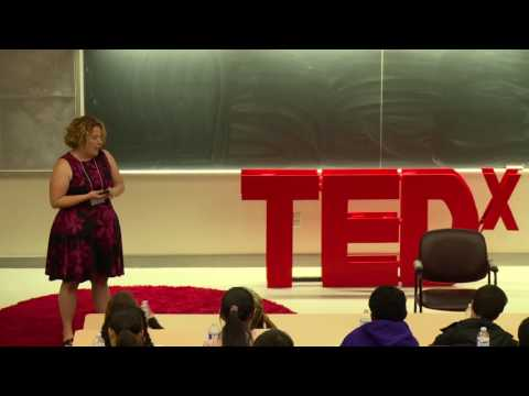Learning to Love Yourself   Amanda Jetté Knox   TEDxYouth@Nepean