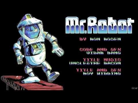 Mr. Robot, the 8 bit game - remake for Windows by Vinterstorm/Megastyle