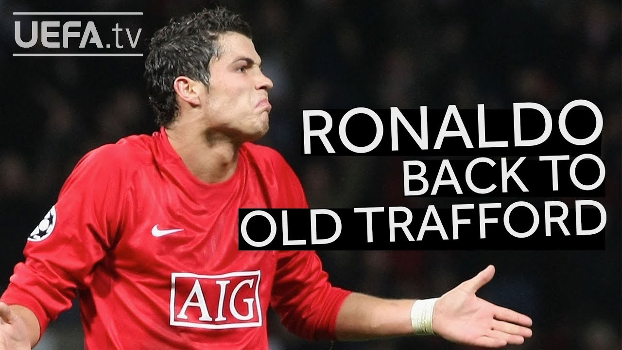 Great Cristiano Ronaldo Goals For Manchester United Youtube
