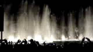UAE National Anthem - Dubai Fountain