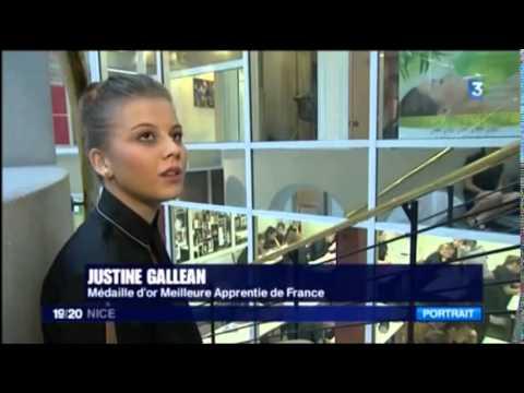 France 3 Nice MAF 2014 Elegance Ecole Gontard