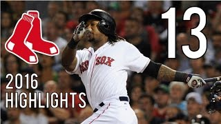 Hanley Ramirez | 2016 Highlights