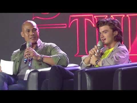 Stranger Things Panel (Asia Pop Comic Con 2017) feat. Noah, Joe, Sadie, and Dacre