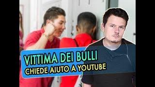 Michele Ruffino, vittima dei bulli, chiese aiuto su YouTube