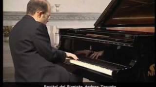 F. Chopin: Scherzo in Si bemolle minore Op. 31 - Andrea Trovato, pianoforte