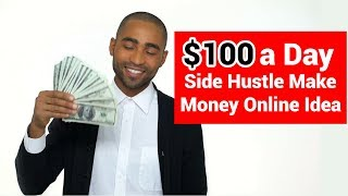 My #1 recommendation to make money online click here: ➡️➡️➡️ http://track.debtfreelifestyles.com/ytmain in today's video, i am going show you the $100 a d...