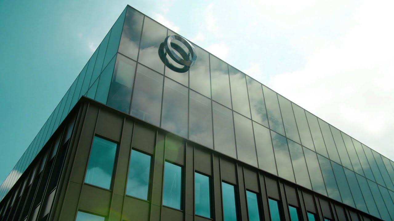Edge Technology presents EDGE OLYMPIC building