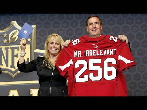 NFL Draft: Mr. Irrelevant 2015 is...