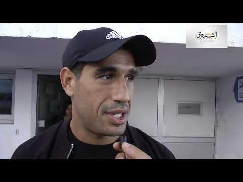 سامح الدربالي يتحدث عن نهايته تجربته و السبب الذي كان وراء المردود الطيب ليبيا أمام تونس  - نشر قبل 7 ساعة