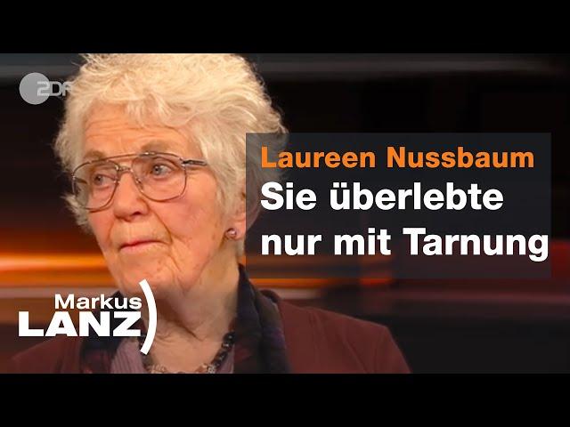 Freundin von Anne Frank - Holocaust-Überlebende bei Markus Lanz vom 09.05.19   ZDF