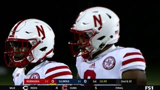 2017 - Nebraska at Illinois
