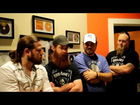 Black and Blue Interview - Queen Anne's Revenge