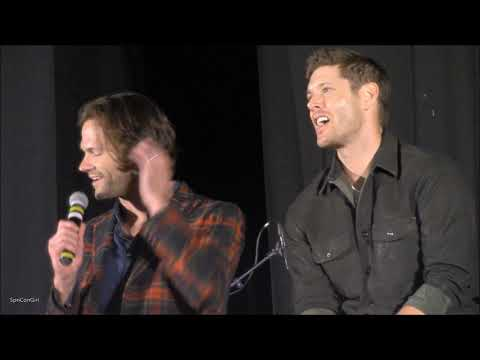 NJCon 2019 Jared Padalecki And Jensen Ackles MAIN FULL Panel Supernatural