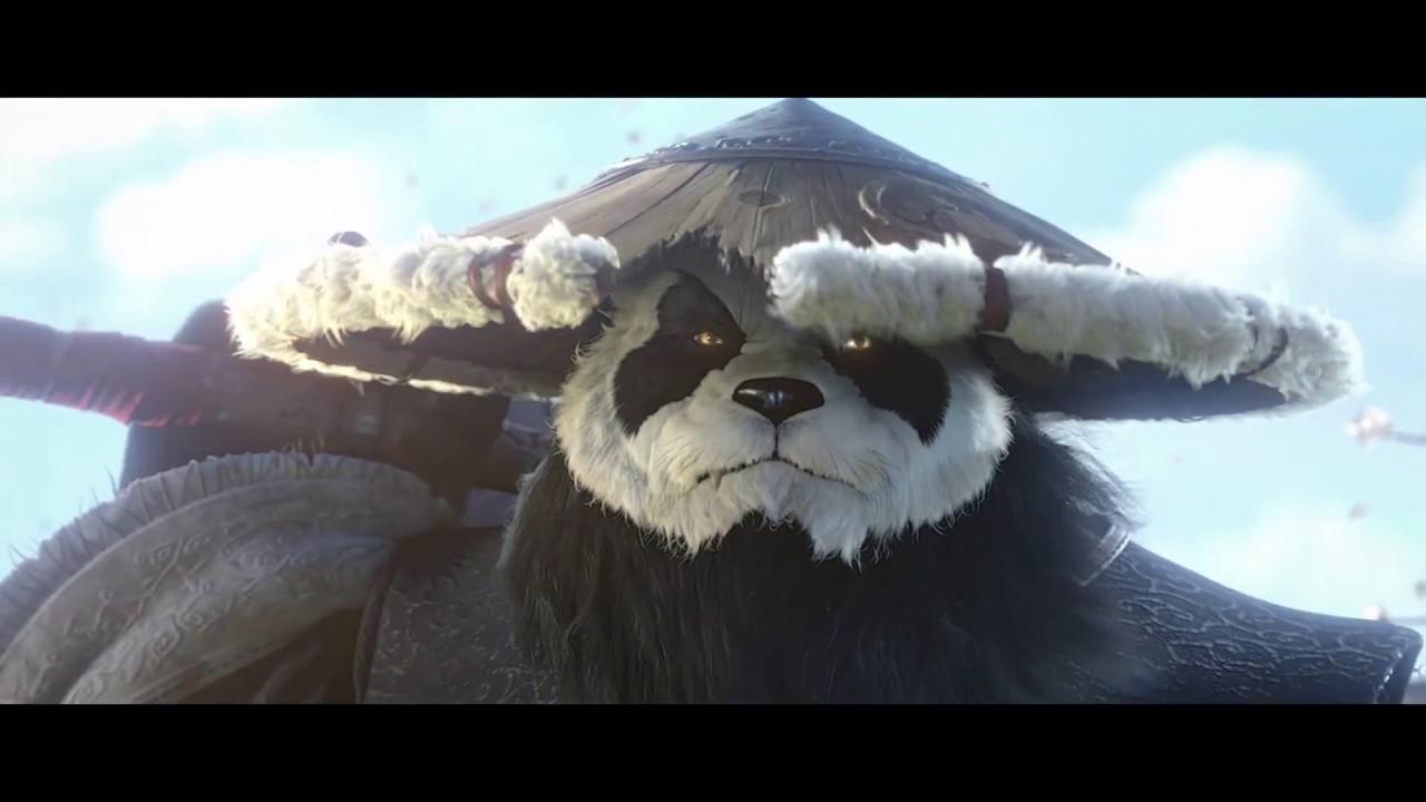 KUNG FU PANDA 3 All Movie Clips (2016)