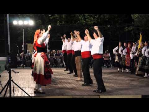 GFCP de Lanheses - Viana do castelo - 40º Festival Folclore Glória Ribatejo - 3/6
