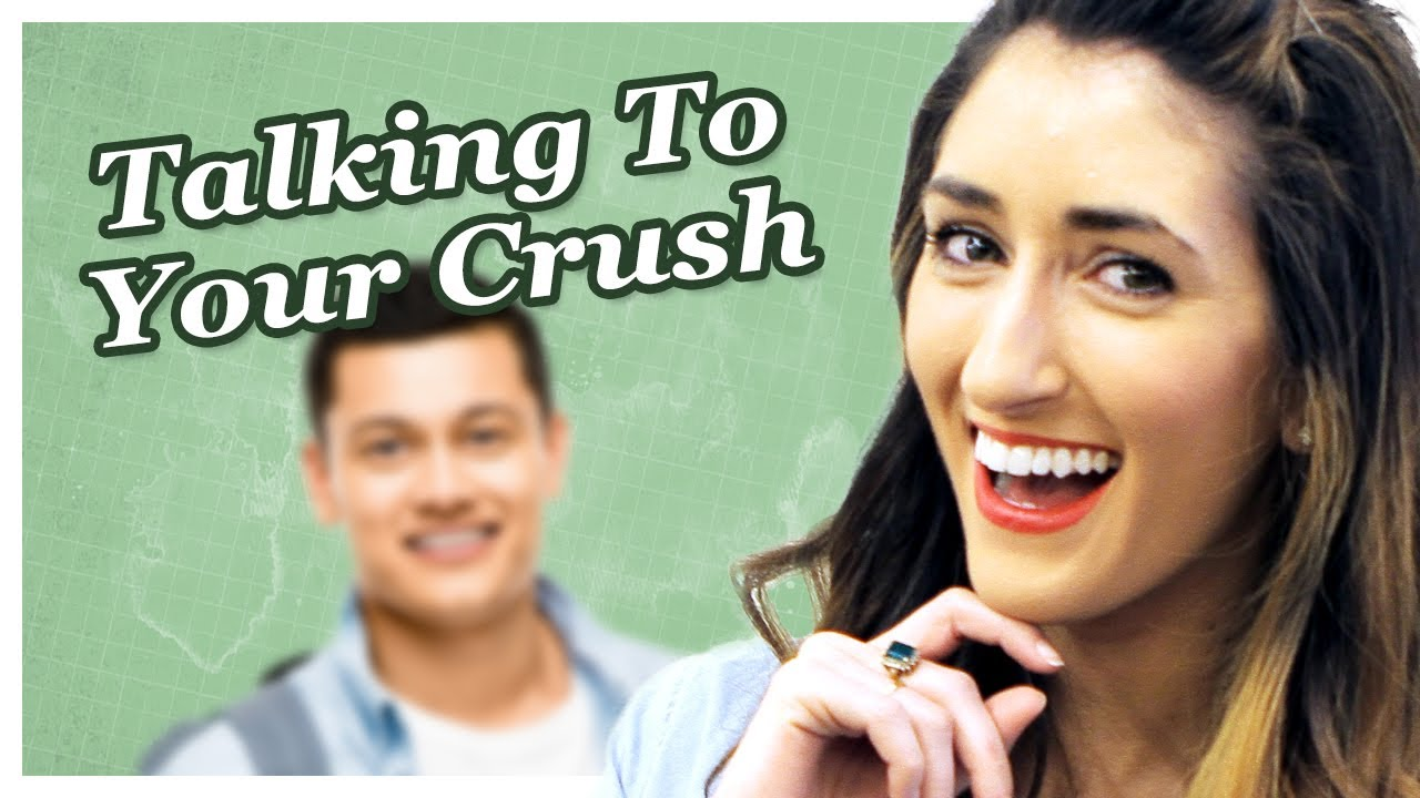 Tips for talking to your crush
