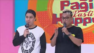 PAGI PAGI PASTI HAPPY - Video Viral Ojek Online Memukul Pejalan Kaki Di Trotoar (9/8/18) Part1