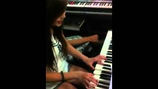 tru' mua  kim tuoi piano version