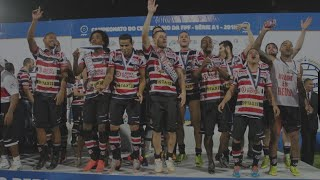 Santa Cruz 1x0 Salgueiro - Santa Cruz Campeão Pernambucano 2015