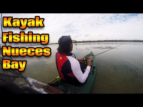Kayak Fishing Corpus Christi | Nueces Bay