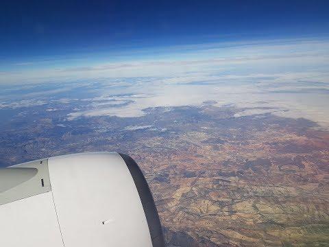 In Volo Dal Marocco All'Italia