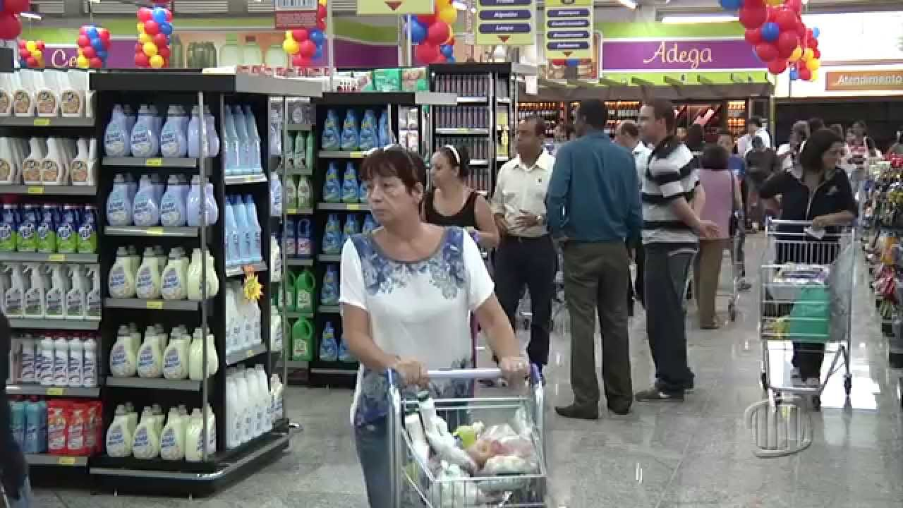 3909fad9c TV Banqueta - Supermercados BH inaugura nova loja em Nova Lima - 07 ...
