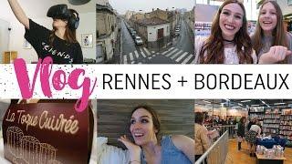 Vlog #7 - Pas de train & réalité virtuelle !