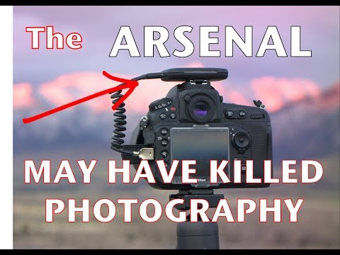 ARSENAL CAMERA ASSISTANT - Is this a HIT or MISS?