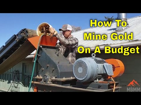 Gold Mining On A Budget? 3 Pieces Of Equipment You Need!