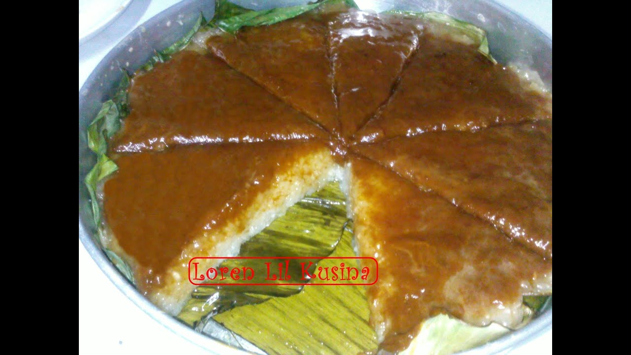 Best Filipino Caramel Cake Recipe