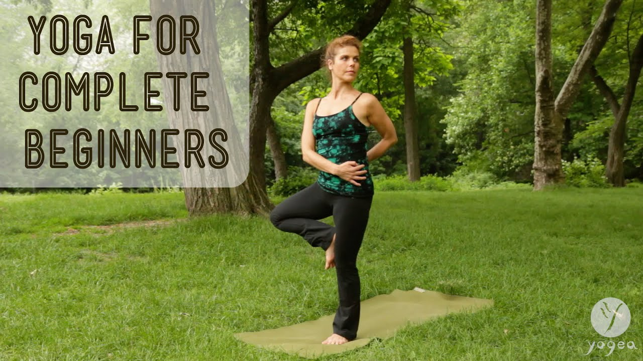 Yoga for Complete Beginners: Cyclic Renewal - YouTube