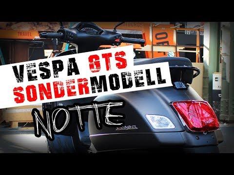 VESPA GTS  SUPER SPORT, Full Review New Colour