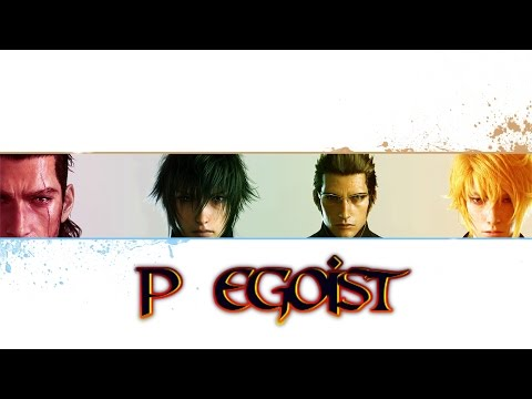 P Egoist - SOMNUS (FINAL FANTASY XV RAP)