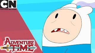 Adventure Time | Mysterious Island | Cartoon Network
