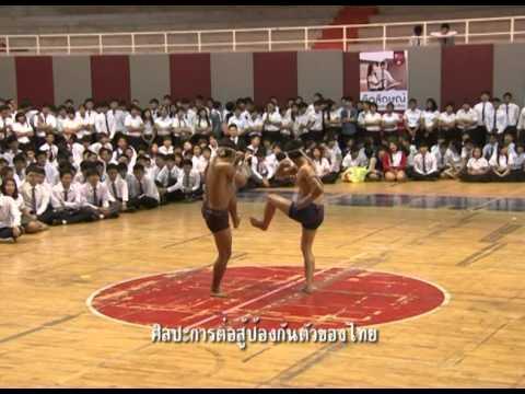 ศิลปะการต่อสู้ป้องกันตัวของไทย