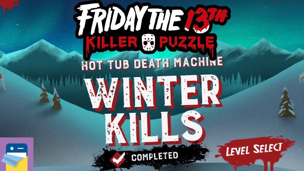 friday the 13th killer puzzle episode 3 walkthrough winter