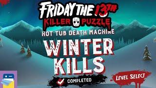 Friday the 13th Killer Puzzle: Episode 3 Walkthrough - Winter Kills ( by Blue Wizard Digital)