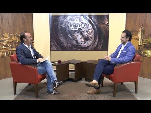 Tiempo Nuevo, Debate político -23 de julio de 2018 - Entrevista a Israel Cortés