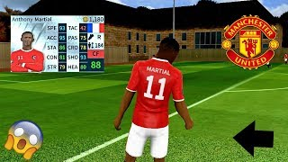 Anthony Martial• Dream League soccer 2019 • Manchester United! Best Skills and Goals! Gameplay#19
