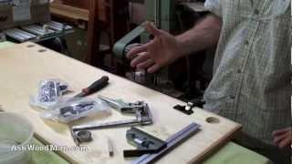 How To Install Hinges On Cabinet Doors Accurately - Euro Style Hardware