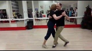 Ревью урока танго вальса для начинающих