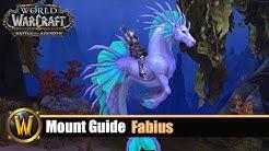 Mount Guide #100: Fabius - 8.2 Nazjatar